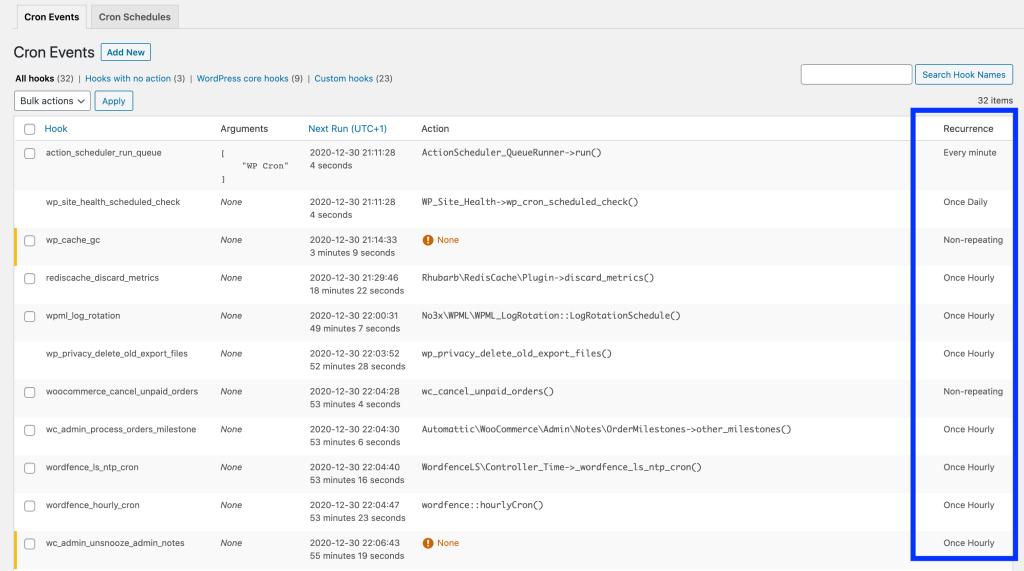 screenshot modificare interval recurenta sincronizare status awb-uri
